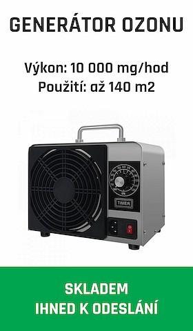 Generátor ozonu VOx 10000